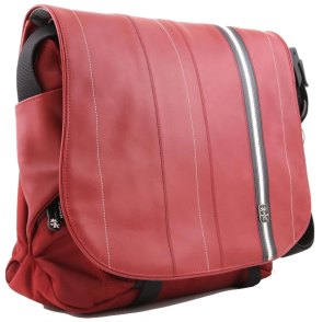 Сумка для ноутбука Crumpler The Ugly Divorce Dark Red - Black