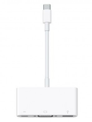 Адаптер Apple USB-C to VGA Multiport Adapter