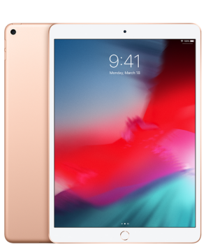 Купити iPad Air 2019 10.5-inch Wi-Fi+LTE 64GB - Gold