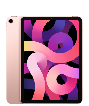 Купити iPad Air 2020(4Gen) 10.9-inch Wi-Fi+LTE 256GB - Rose Gold