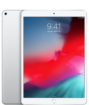 Купити iPad Air 2019(3 Gen) 10.5-inch Wi-Fi+LTE 256GB - Silver