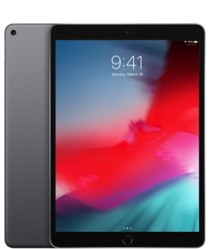 Купити iPad Air 2019(3 Gen) 10.5-inch Wi-Fi+LTE 256GB - Space Gray