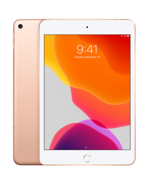 Купити iPad mini 5 Wi-Fi 4G 256Gb Gold