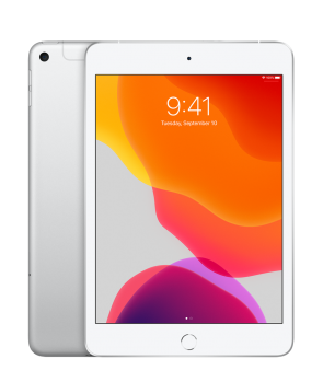 Купити iPad mini 5 Wi-Fi 4G 256Gb Silver