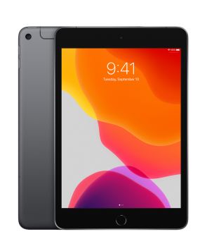 Купити iPad mini 5 Wi-Fi 4G 256Gb Space Gray