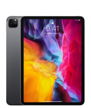 iPad Pro 11-inch Wi-Fi + Cellular 256GB - Space Gray