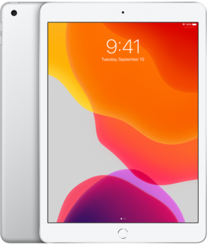 iPad 2019 10.2-inch Wi-Fi+Cellular 128GB - Silver