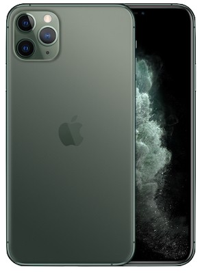 Купити iPhone 11 Pro Max 256GB Midnight Green