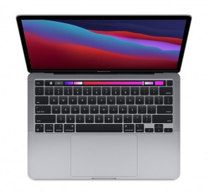 "MacBook Pro TB 13"" Retina Apple M1 chip 8-core CPU/8-core GPU/16-core Neural Engine/8Gb/256GB SSD/Silver"