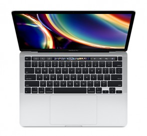 "MacBook Pro TB 13"" Retina Intel Core i5 1.4GHz/8Gb/256Gb SSD/Intel Iris Plus Graphics 645 Silver"