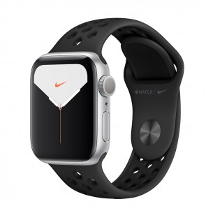 Apple Watch Nike Series 5 GPS, 40mm Space Gray Aluminum Case with Anthracite/Black Nike Sport Band